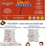 San Carlos Children's Theater Presents: Damn Yankees