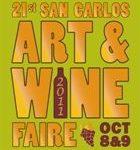 21st Annual San Carlos Art & Wine Festival