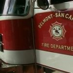 On Their Final Day, A Huge Thank You to the Firefighters of the Belmont San Carlos Fire Department
